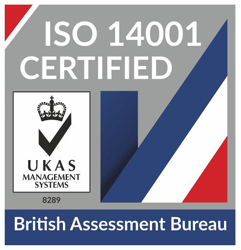 ISO 14001 Certified - Ajar Technology