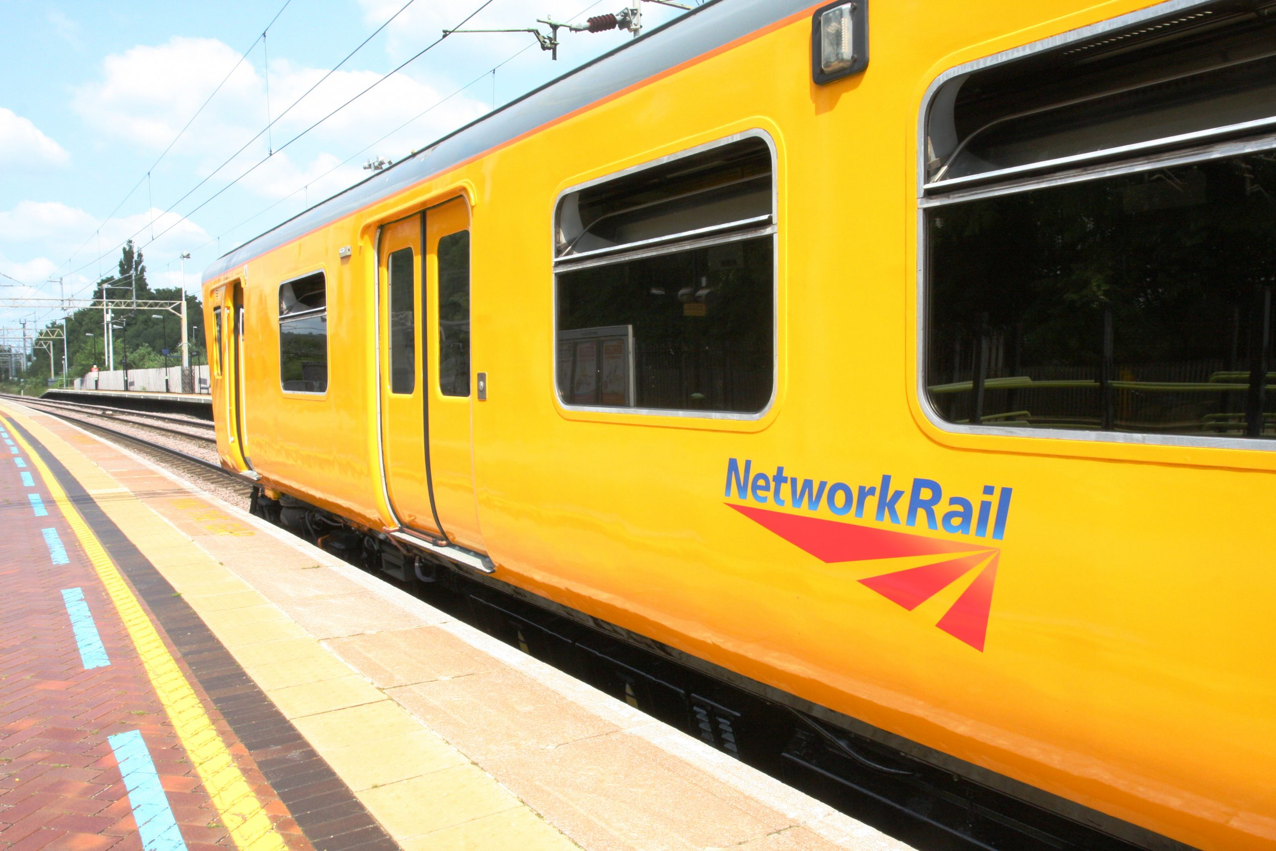 Network Rail - Specialised Security Solutions