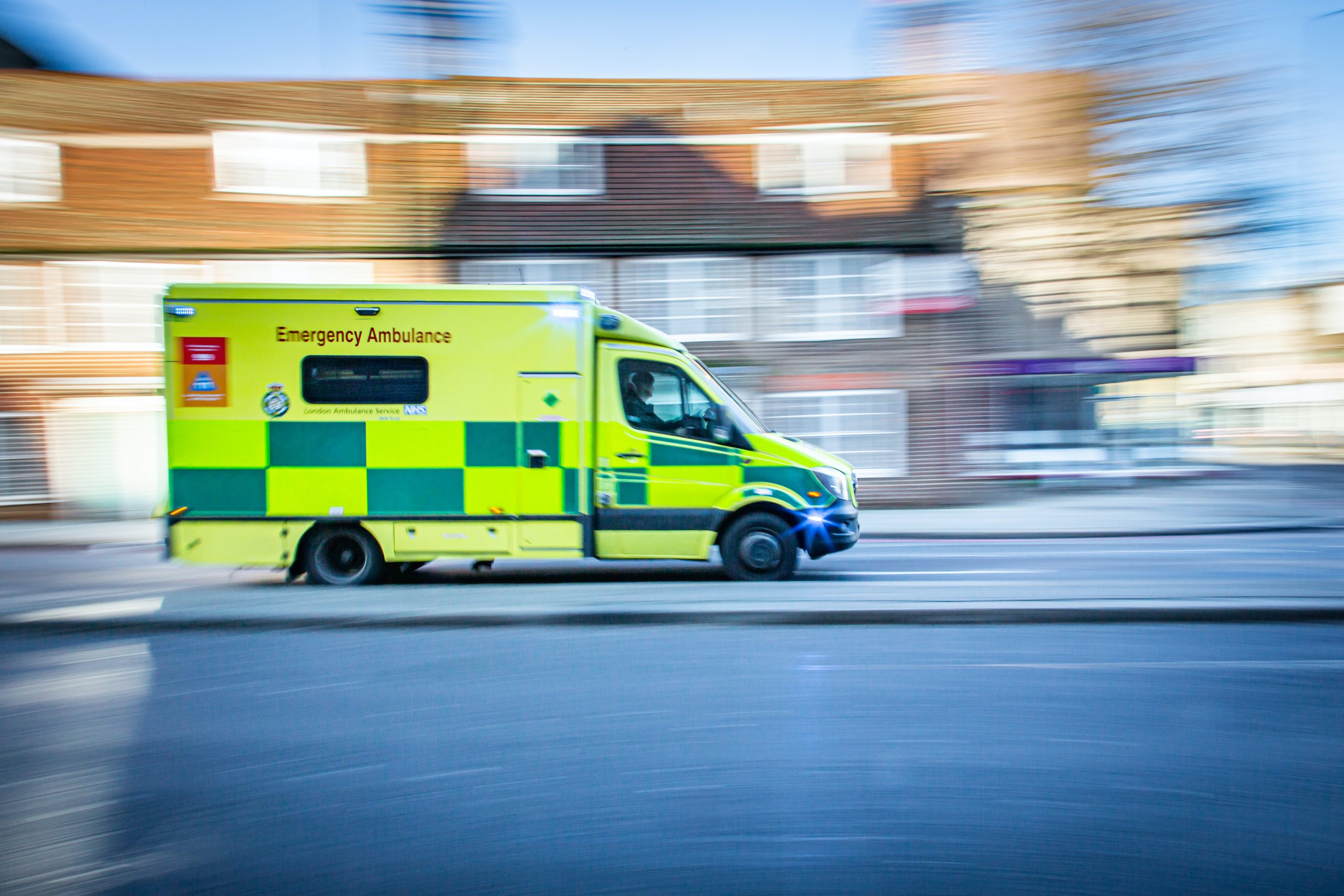 London Ambulance - Security Solutions