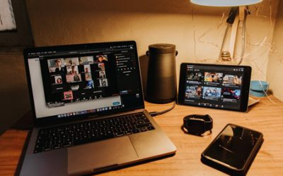 Tips for being professional during video calls