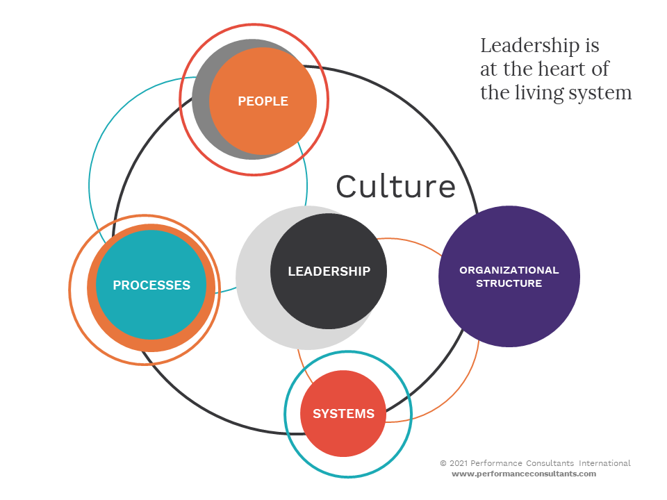 Leadership at the heart of the living system